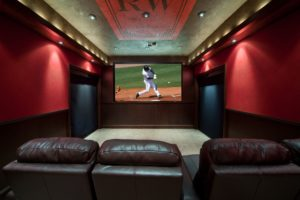 Home Cinema - Theater Screen