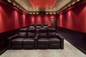 Home Cinema - Seating