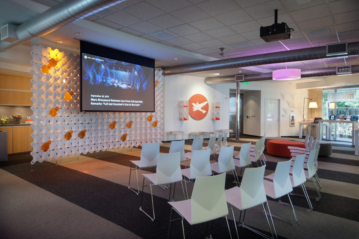video conference, wireless presentation, meeting room technology, lighting control, Lutron, Crestron, Sonos