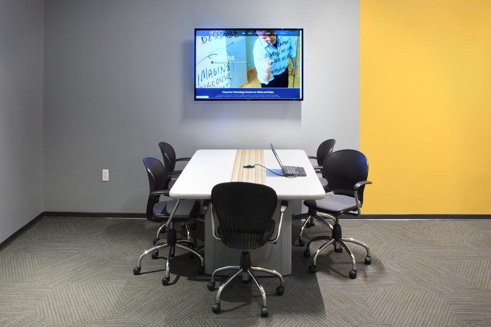 Conference Rooms Control Systems